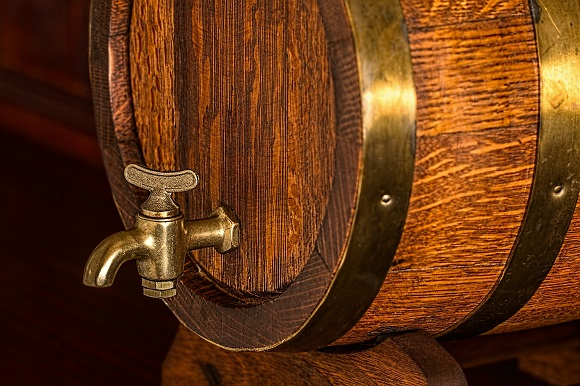 oak-beer-barrel