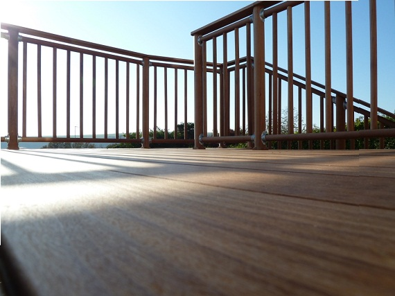 Getting the most from decking oil and stains