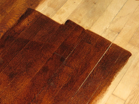 Learn how to stain wood in steps finishes direct