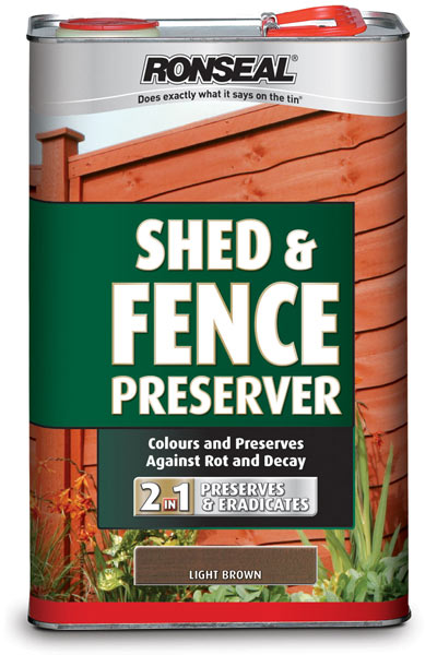 Wood preservation getting your garden shed shipshape - Cedar wood preservative exterior ...