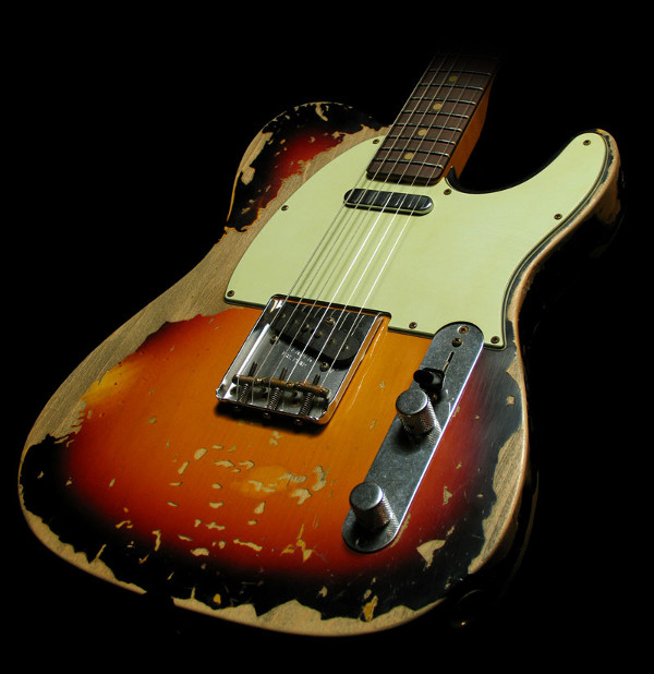 Fender Custom Shop Relic Telecaster