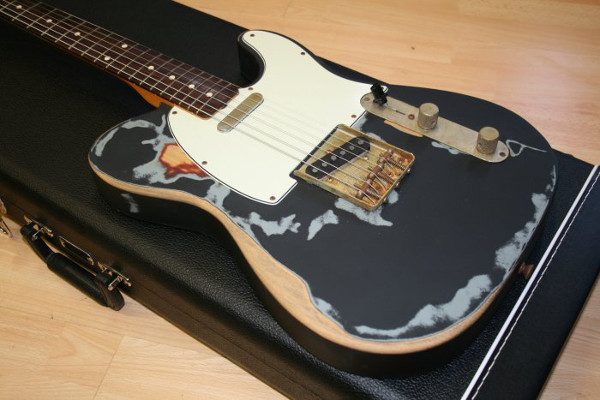 Road Worn Telecaster - Joe Strummer