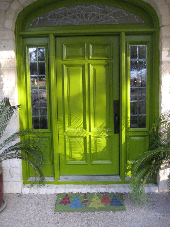Exterior Doors What Does Your Front Door Say About You