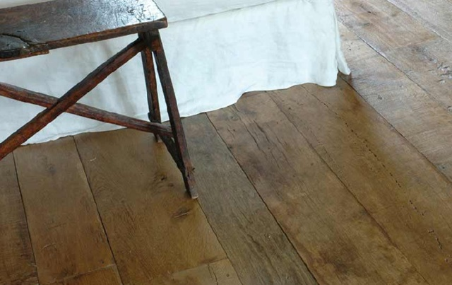 Old Oak Wood Flooring