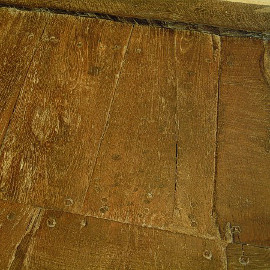Old Oak Floorboards