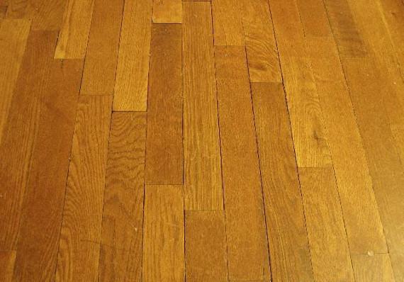 Wood Floor - Repaired