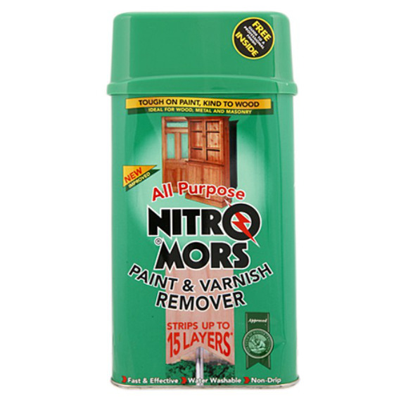 Nitro Mors All Purpose Paint and Varnish Remover