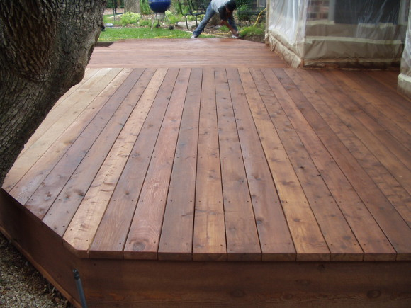 Beautiful Decking Stain