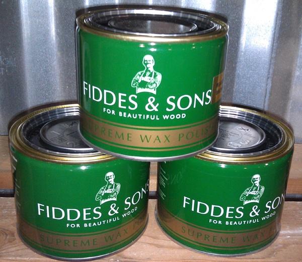 Fiddes Supreme Wax Polish