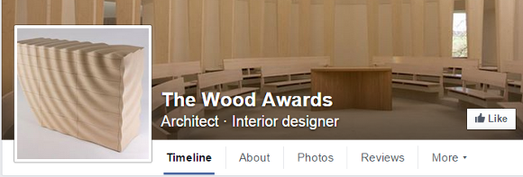 wood awards facebook page