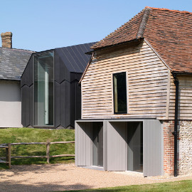 Wood Awards Ditchling Museum