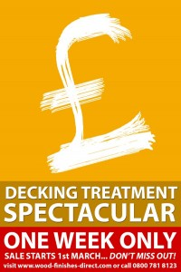 Decking Treatment Spectacular