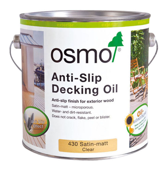 Osmo Anti Slip Decking Oil