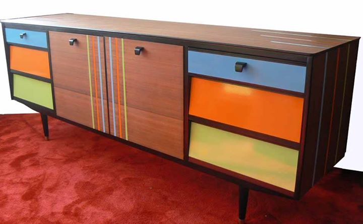 Retro Furniture Finish - Steven Harkin