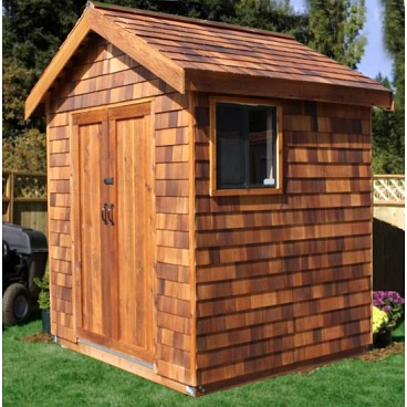Turn Your Dingy Den Of A Shed In To Craft Shed Heaven