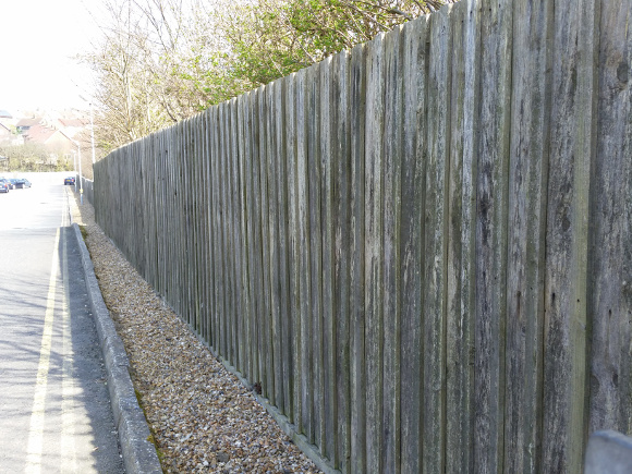 Wooden Fencing Needs Preservation