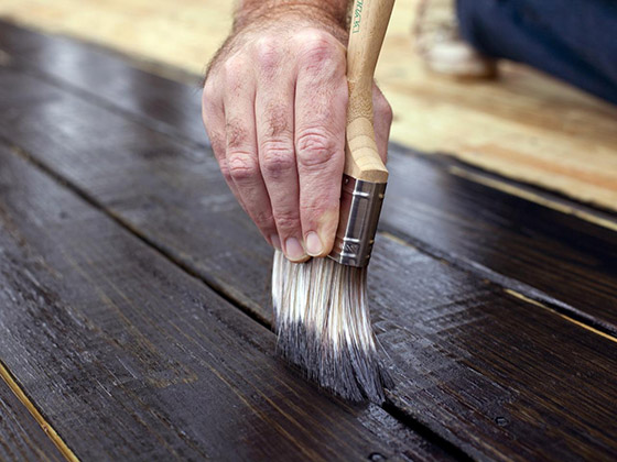 Decking oil or stain which is best wood finishes direct for Garden decking varnish