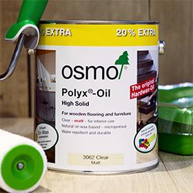 Osmo Polyx Oil 3062 20% free