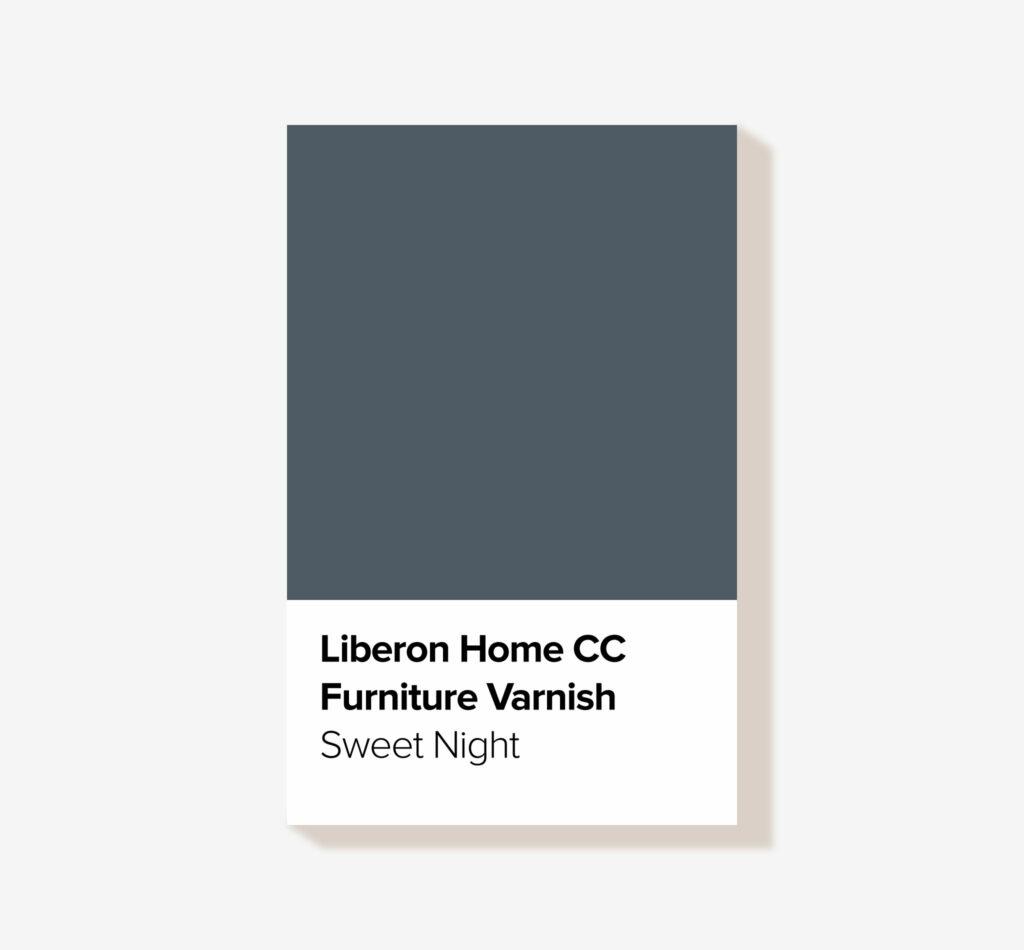 Liberon Home Colour Care Furniture Varnish – Sweet Night