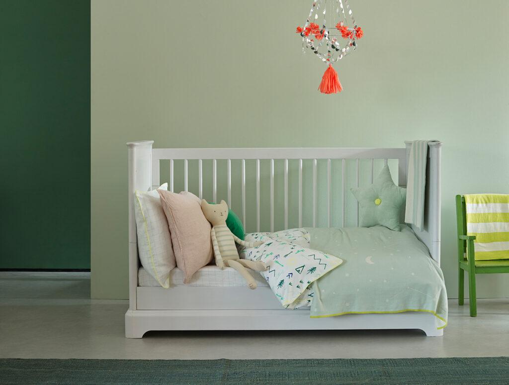 nursery paint colours