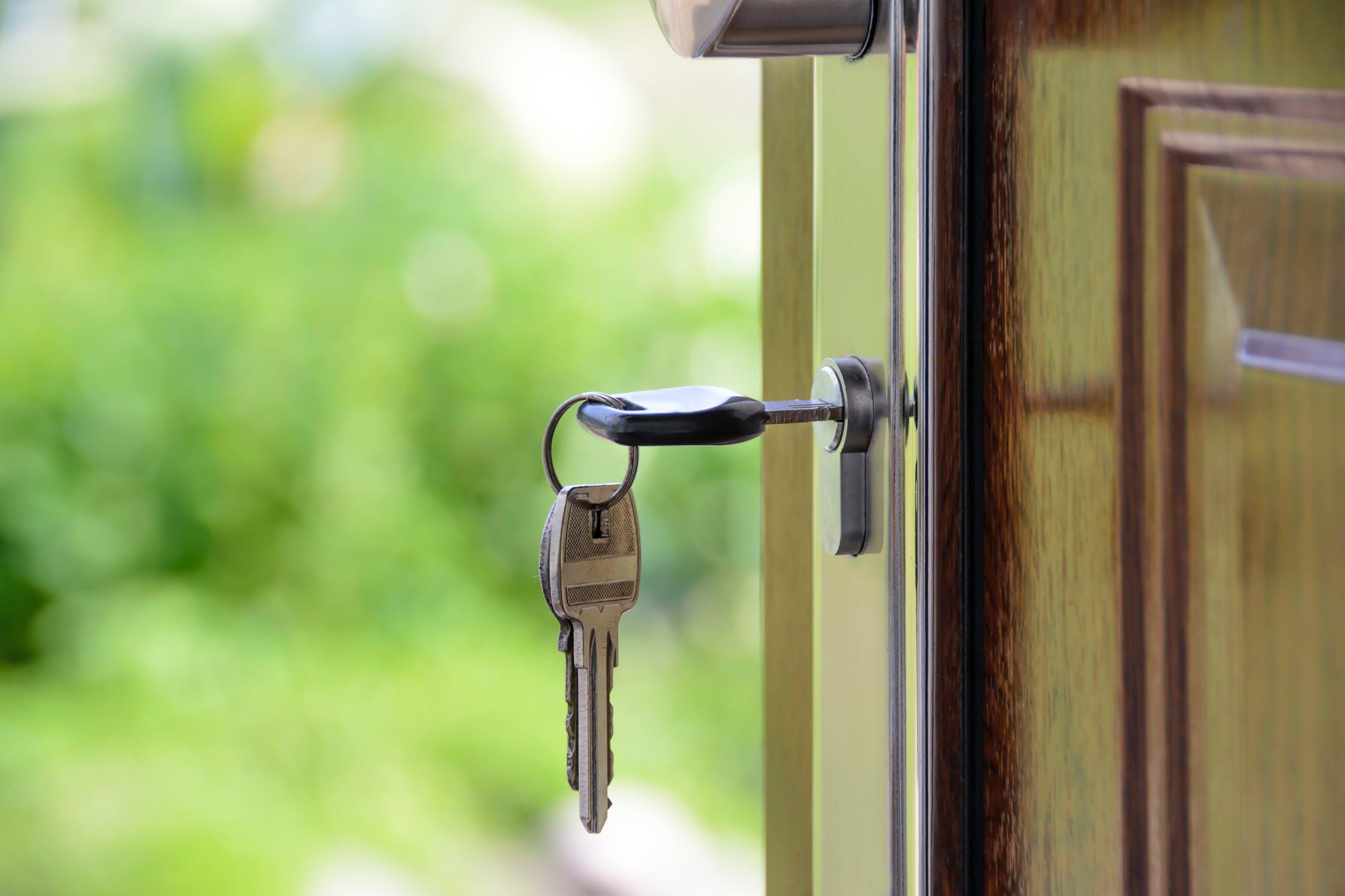 protected-door