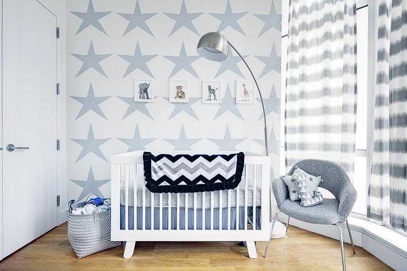 blue-nursery-cot