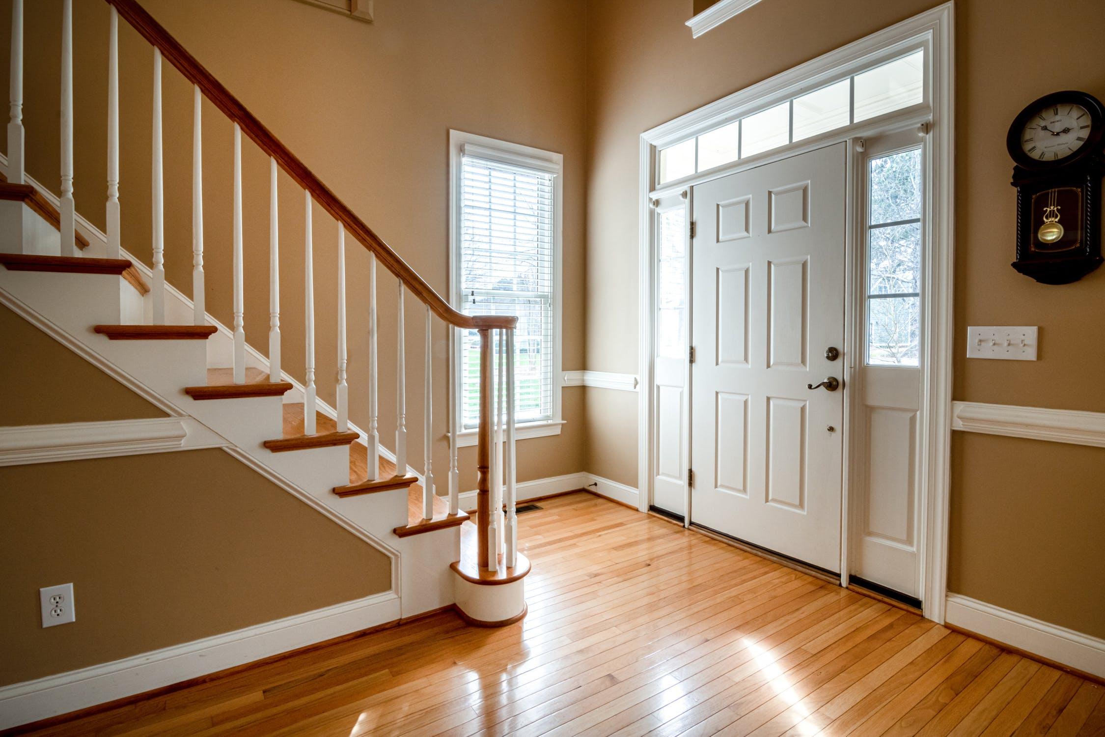 wooden-floor-entrance