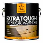 Manns Extra Tough Interior Varnish