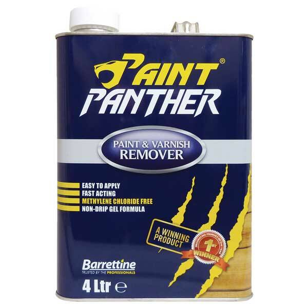 Barrettine Paint Panther Paint And Varnish Remover