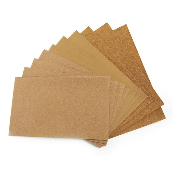 Woodleys Sandpaper Sheets