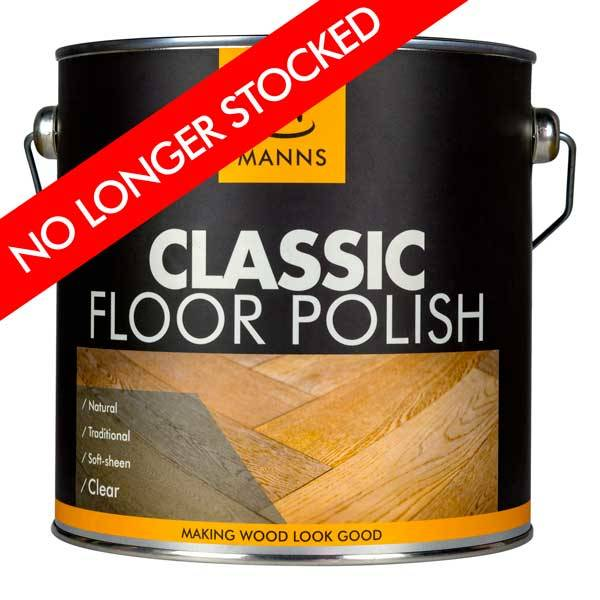 Manns Classic Floor Polish Wood Floor Polish Wood