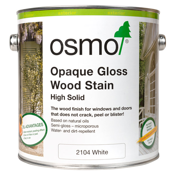 Osmo Opaque Gloss Wood Stain (2104)
