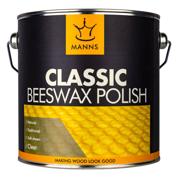 Manns Classic Beeswax Polish