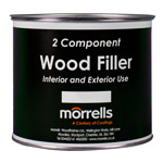 Morrells Two-Part Coloured Wood Fillers