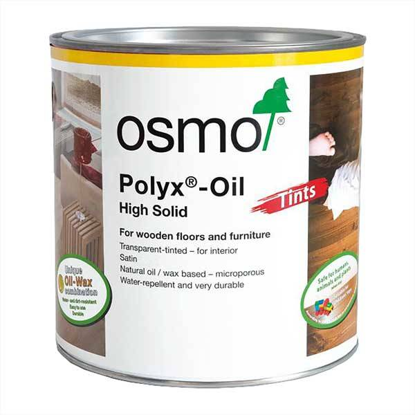 Osmo Polyx Oil Tints  Wood Finishes Direc