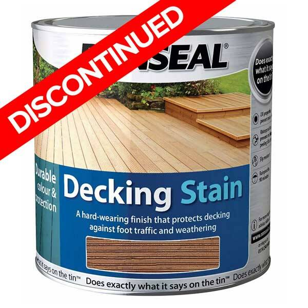 Ronseal Decking Stain Wood Finishes Direct