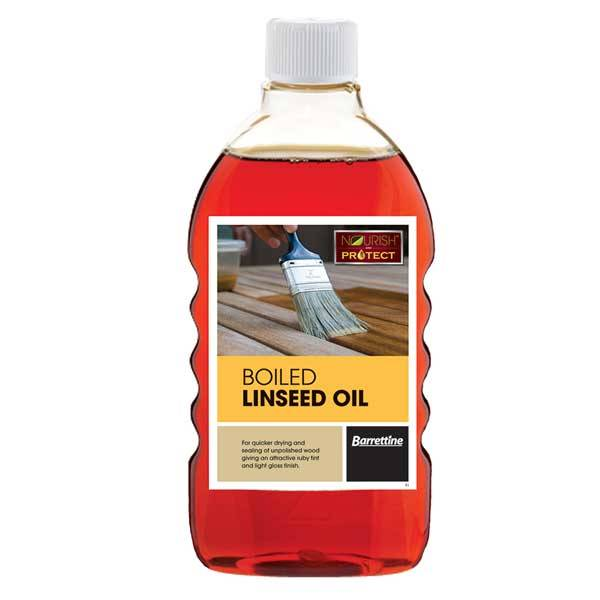 Barrettine Boiled Linseed Oil Wood Finishes Direct