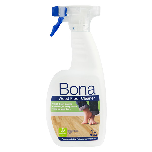Bona wood floor cleaner spray wood finishes direct for Wood floor cleaner bona
