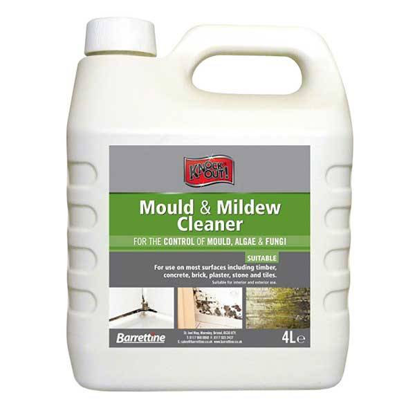 Barrettine Mould and Mildew Cleaner