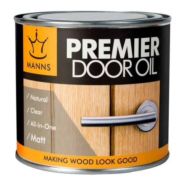 Manns Premier Door Oil