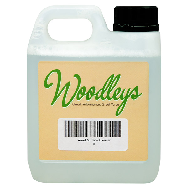 Woodleys Wood Surface Cleaner