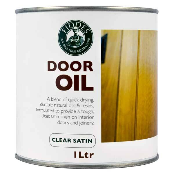 Fiddes Door Oil