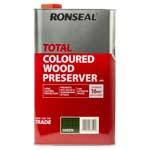 Ronseal Total Wood Preservative