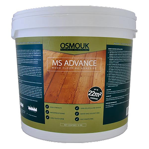 Osmo Ms Advance Wood Floor Adhesive