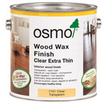 Osmo Wood Wax Finish Extra Thin (1101)