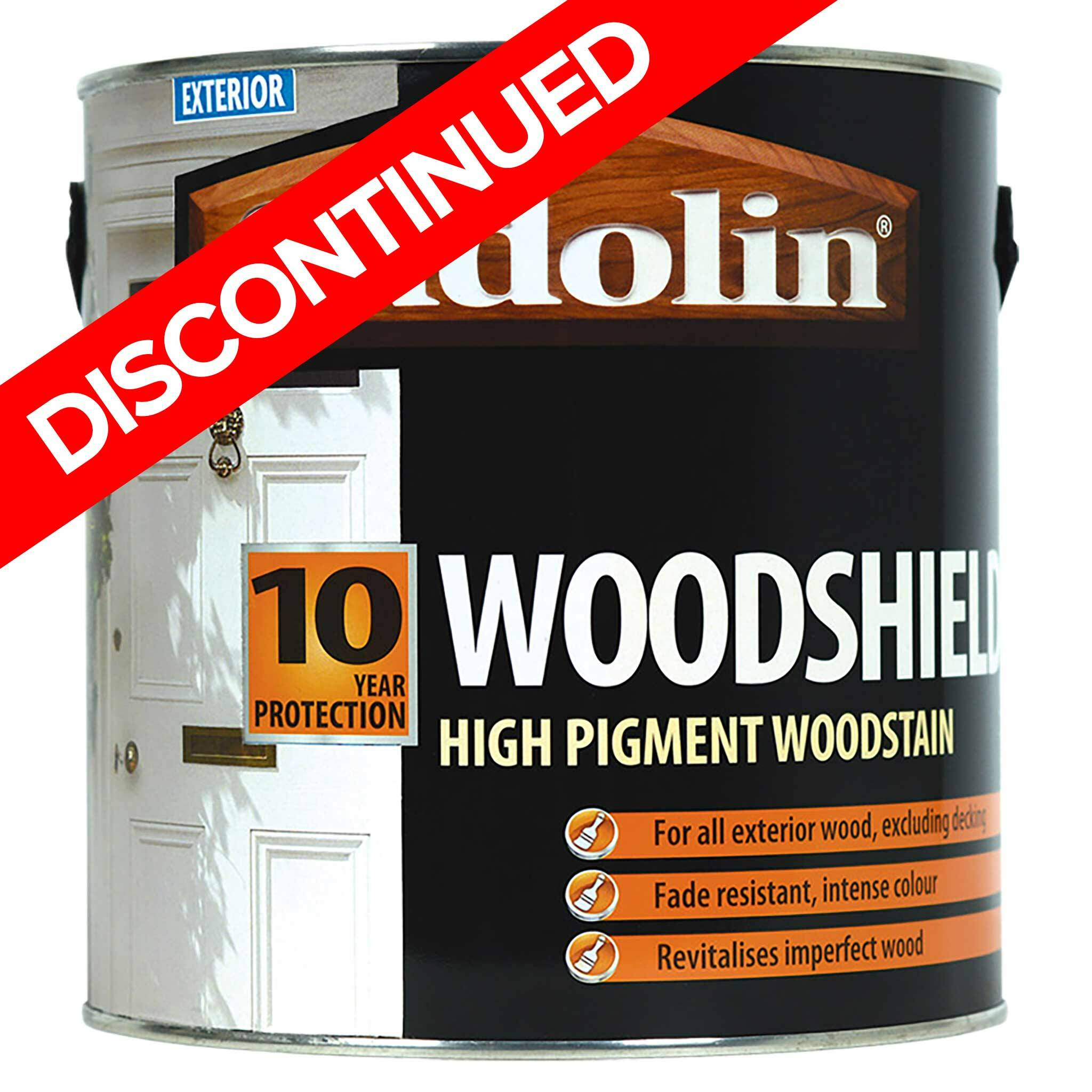 Sadolin Woodshield Superior Flexible Paint Black White Gloss Satin 1l Ebay