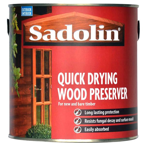 Sadolin Quick Drying Wood Preserver