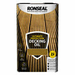 Ronseal Ultimate Protection Decking Oil - 5L