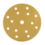 Starcke (Ersta) 15 Hole 150mm Aluminium Velcro Backed Sanding Discs