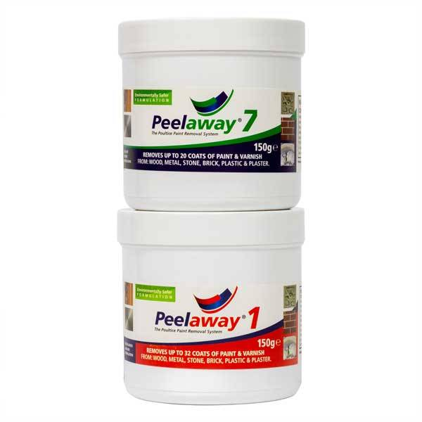 PeelAway 1 and 7 Sample Twin Pack